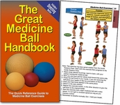 The Great Medicine Ball Handbook