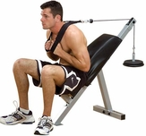 Body Solid PAB21X Ab Crunch Machine