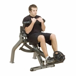 Body Solid GAB350 Synchronized Recumbent Ab Bench