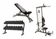 Free Weight Gym Package