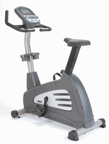 Multisports CC-750U Upright Exercise Bike
