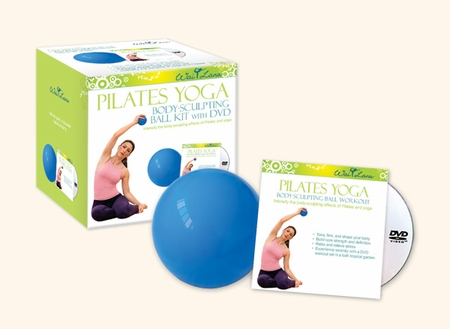Wai Lana Pilates / Yoga Body Sculpting Ball Kit