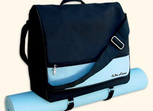 Wai Lana Pilates Yoga Metro Bag - With Yogi Mat