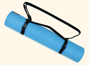 Wai Lana Yoga Mat W/ Carry Strap