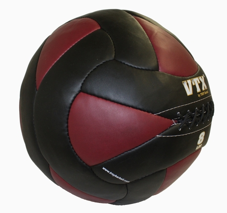 VTX 8lb Leather Wall Ball