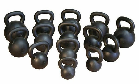 Kettle Bells 55lb - 75lb Set