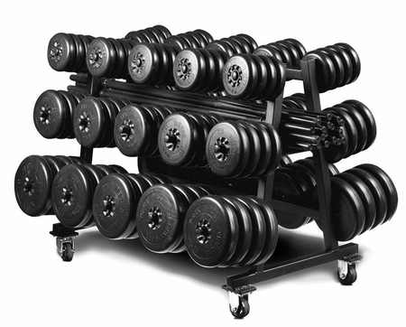 York Aerobic Weight Set Club Pack
