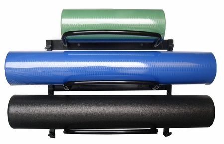 Aeromat 3 Piece Foam Roller Rack