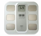 Omron HBF-400 Scale  W/ Fat Loss Monitor