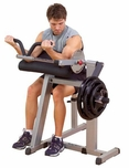 Body Solid GCBT380 Biceps & Triceps Machine
