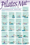 Pilates Poster - Intermediate Routine