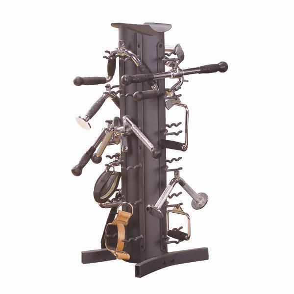 Body Solid GVDRA30 Accessory Rack
