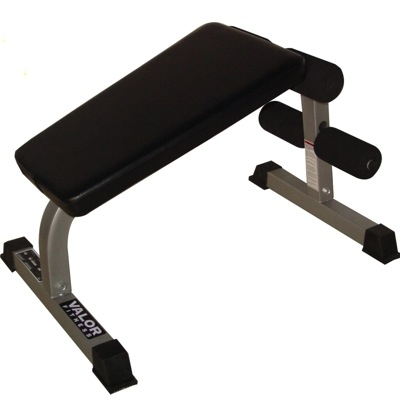 Valor Fitness DE-4 Mini Sit-up Bench