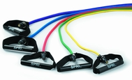 Spri Xertube Resistance Bands Combo Package -(Set of 5)