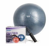 75cm Aeromat Burst Resistant Fitness Ball Kit