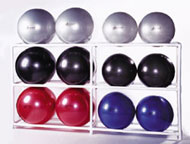 12 Ball Storage Rack
