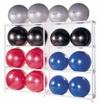 16 Ball Storage Rack