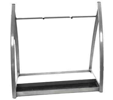 Troy Weighted Bar Storage Rack
