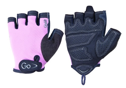 Women's GoFit Pearl-Tac Gloves - Pink