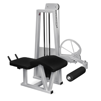 Legend Prone Leg Curl Machine  912
