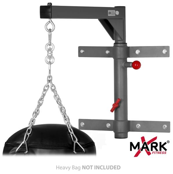 XMark XM-2831 Spacemiser Pivoting Heavy Bag Wall Mount