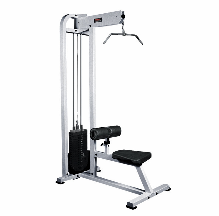 York Selectorized Lat Pulldown Machine