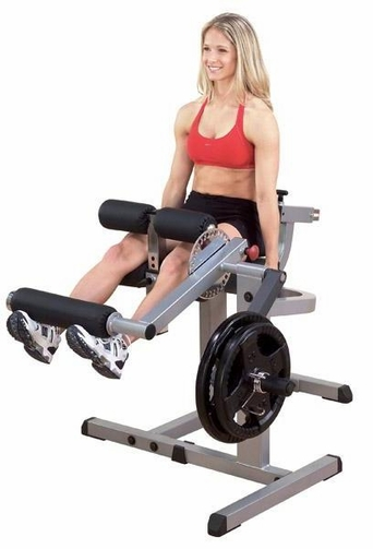 Body-Solid  Seated Leg Extension / Leg Curl
