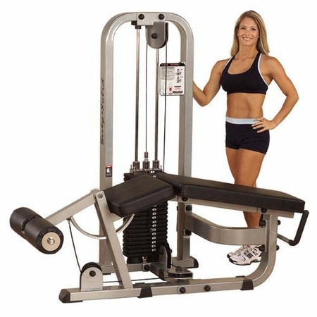 Body Solid SLC400G Pro Club Line Leg Curl Machine