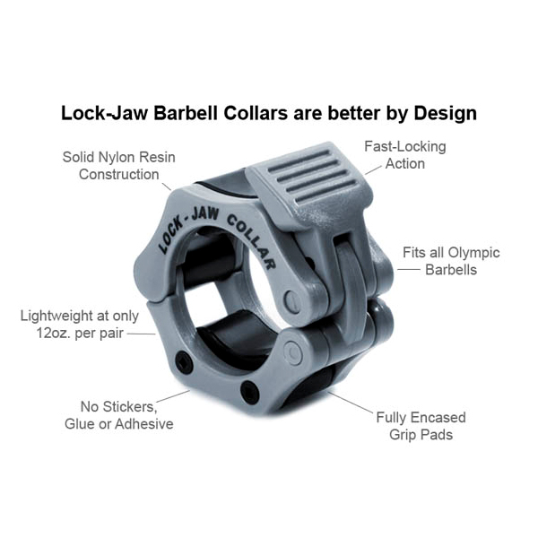 Lock Jaw Exercises Lock Jaw 2 Olympic Barbell