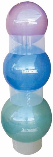 Fitness Ball Stacker
