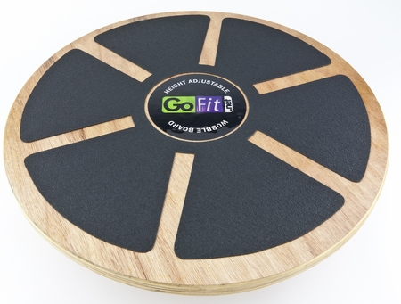 "GoFit 15"" Adjustable Round Balance Board"