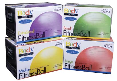 Body Sport Anti Burst Fitness Ball