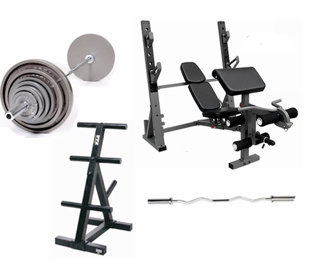 Olympic Bench Press Package I