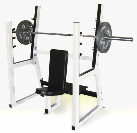 Yukon Commercial Olympic Shoulder Bench Press