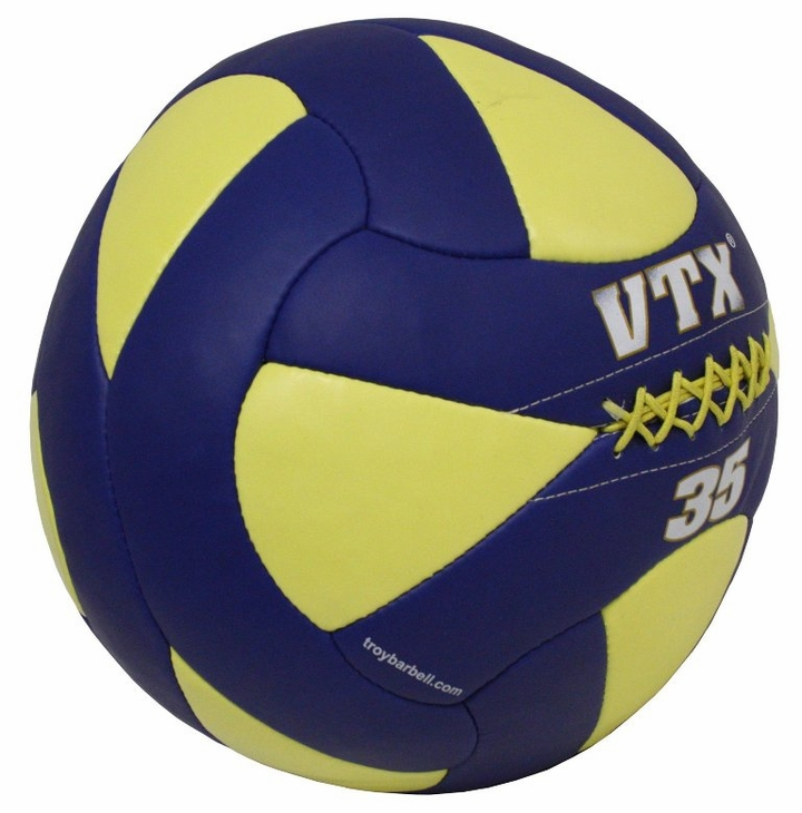 VTX 35lb Leather Wall Ball