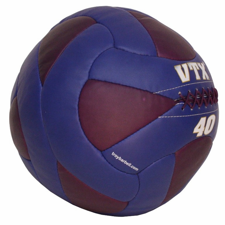 VTX 40lb Leather Wall Ball