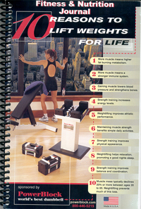 Power Block Fitness & Nutrition Journal