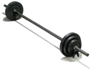 Troy Lightweight Barbell System