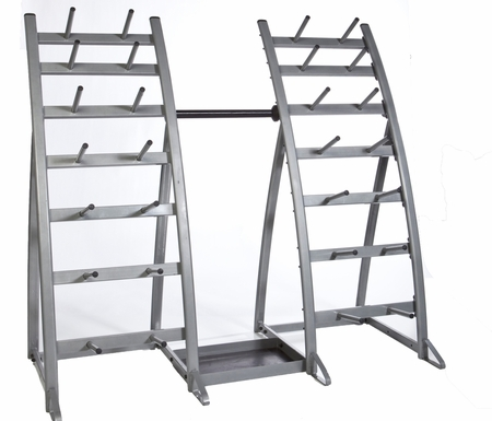 Troy TLS-20 Lightweight Barbell Storage Rack
