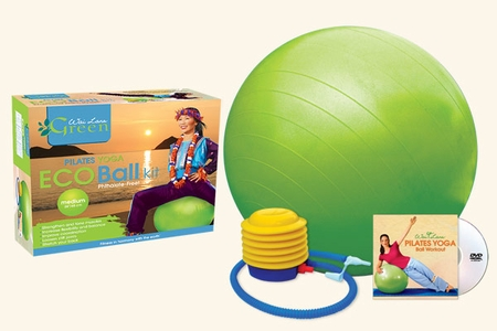 Wai Lana Pilates/ Yoga Eco Ball Kit