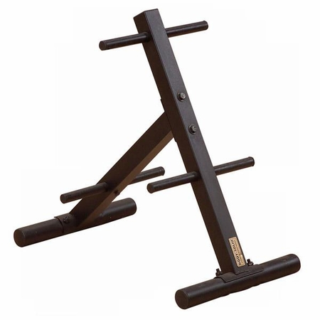 Body Solid SWT14 Powerline Standard Plate Tree
