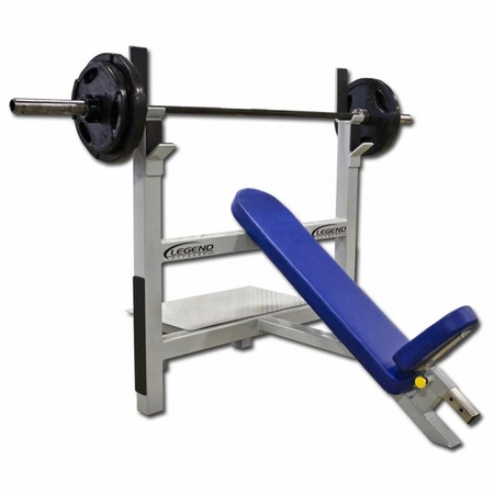 Legend Incline Olympic Weight Bench 3106