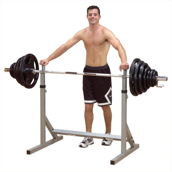 Body Solid PSS60X Powerline Squat Stand
