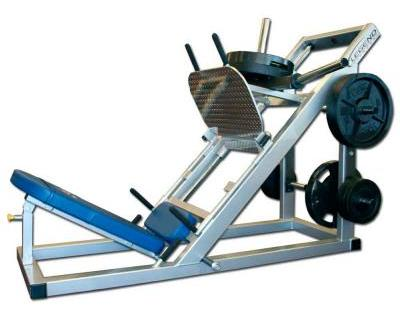 Legend Angled Leg Press 3122