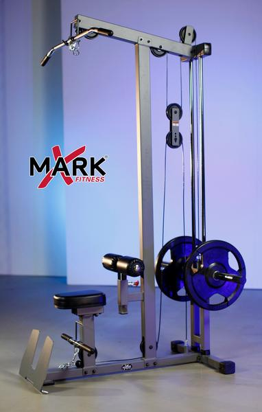 XMark XM-7618 Commercial Lat Pulldown Machine