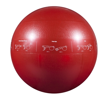 65cm GoFit Professional Grade Stability Ball