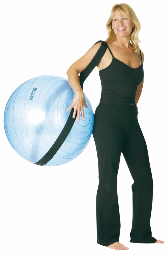 Aeromat Fitness Ball Carrying Harness