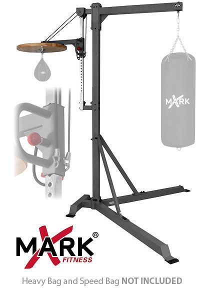 XMark XM-2844 Commercial Heavy Bag Stand