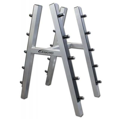 Legend 10 Pair Barbell Rack 3149