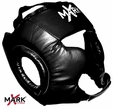 XMark Black Protective Head Guard XM-2655